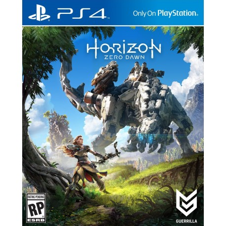 Horizon Zero Dawn (sobre)