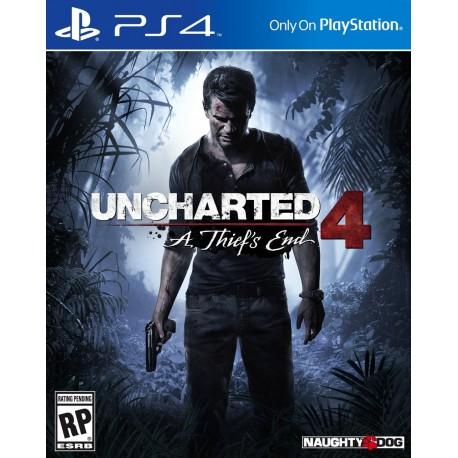 Uncharted 4 (usado)
