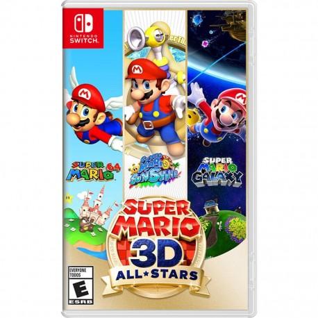 pre venta Super Mario 3D All-Stars fecha estimada 21-09-20