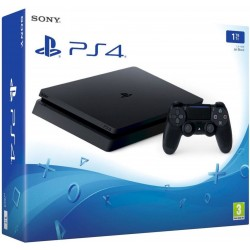 Playstation 4 Slim 1TB +horizon en sobre