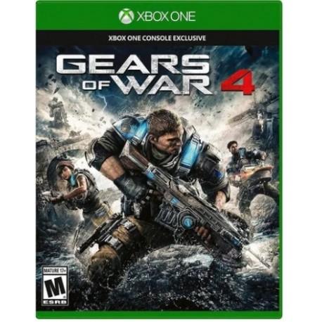 Gears of Wars 4
