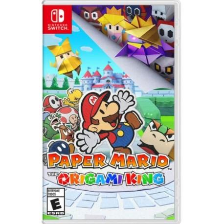 Paper Mario: The Origami King PRE VENTA
