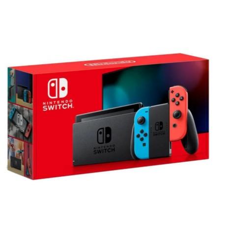 Nintendo Switch V2 Neon