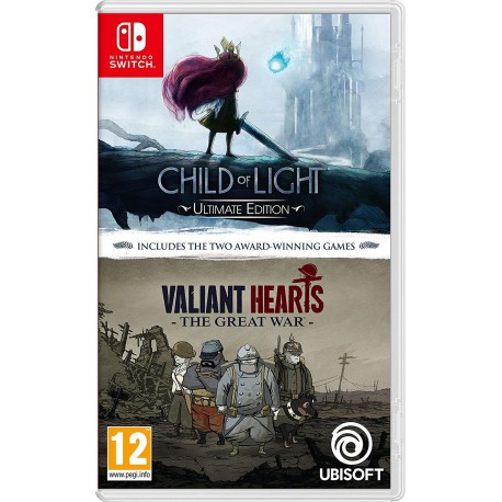 Child of Light Ultimate Edition / Valiant Hearts The Great War