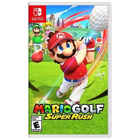 Mario Golf Super Rush (PRE VENTA)