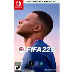 FIFA 22 EDICION LEGADO SWITCH