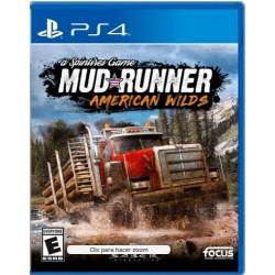 Mudrunner: American Wilds (PS4)