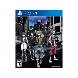 The World Ends with You PS4